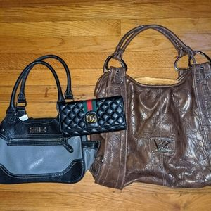 Kathy Ireland Purse bundle